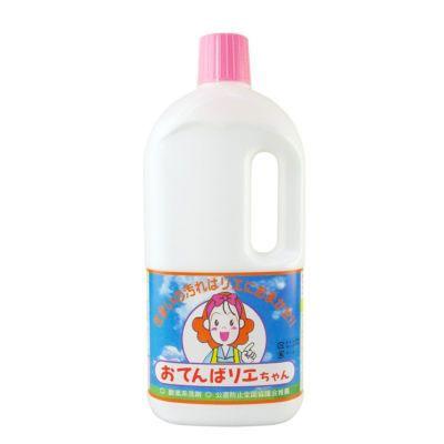 酸素系 多目的洗浄剤おてんばリエちゃん (1.02kg) 花咲オリジナル