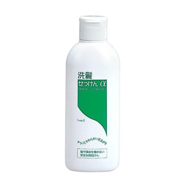 ゼノア 洗髪石鹸 アルファ 小 300ml(ゼノア化粧料/ゼノア化粧品)