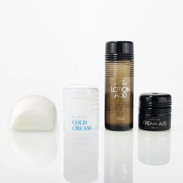 ゼノア 普通肌・乾燥肌セット(ゼノア化粧料/ゼノア化粧品)